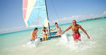 Couples Negril water sports