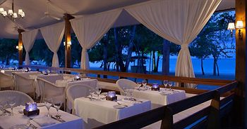 Couples Negril dining